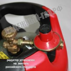 Редуктор регулируемый  N240 R26, 4 кг в час, Mondial Gnali Bocia, Италия
