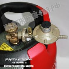 Редуктор низкого давления  NA327S1, 4кг в час, NaMilux, Вьетнам-Япония
