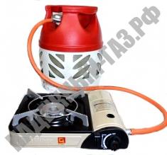 Газовая плитка туристическая, NA161 PF-2W 1-6, NaMilux, Вьетнам-Япония
