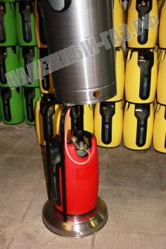 Уличный газовый обогреватель, PH-01, Thermatech