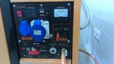 Газовый генератор Gazlux CC5000D