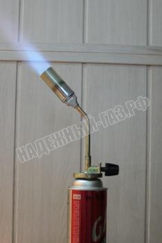 Газовая горелка N701 с вентилем, средняя, Корея
