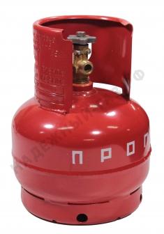 Баллон газовый НЗГА 5 л.
