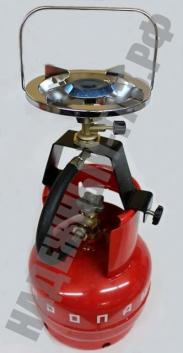 Портативная газовая плитка Следопыт Горящая чаша