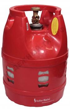 Композитный газовый баллон 12л LiteSafe (Индия)