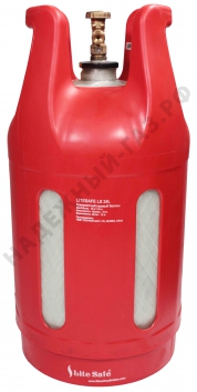 Композитный газовый баллон 24л LiteSafe (Индия)