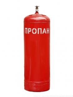 Баллон газовый НЗГА 50 л.