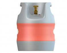 Композитный газовый            баллон HPCR  LPG 12,7l