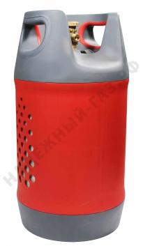 Композитный газовый            баллон HPCR  LPG 24,5l